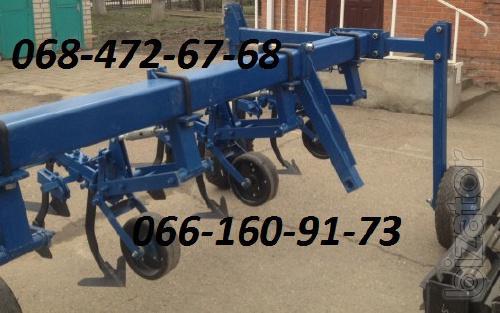 Cultivator Krn 5.6 on bearings, Fertilizer system Krn 5,6