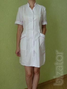 Women's medical gown Birdie
