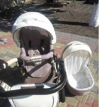 Universal stroller 2 in 1 Adamex Galaxies