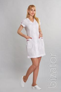 Medical gown women's Ludmila