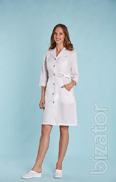 Medical gown women's Eva