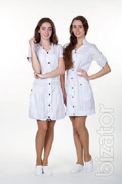 Medical gown women's Ariel