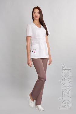 Women's medical costume Roksolana