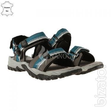 Men's sports sandals massage footbed 4Rest USA