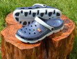 Clogs men's crocs clogs Navy blue Clogs