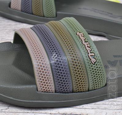 Flip flops Hawaii men's water-resistant light weight 7 colors