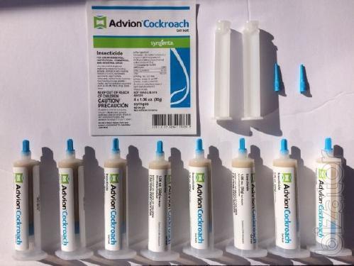 Roach Gel Dupont Advion America. 100% Original.