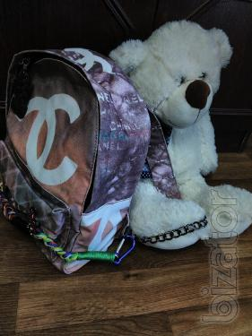 Best replica Chanel backpacks , Chanel Graffiti!