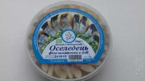 The company sells wholesale fish products