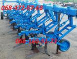Reliable and practical hinged cultivator Krn 5.6 and 4.2