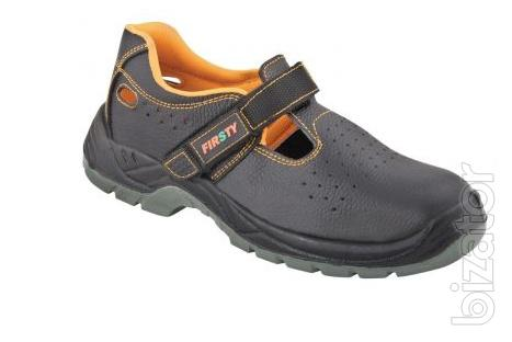 Sandals leather workers Firsan 01