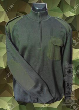 Sweater shaped olive, khaki