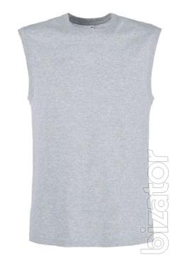 Racerback, t-shirt mens Fruit Of The Loom