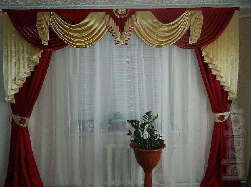 Ready-made curtain sets Kiev