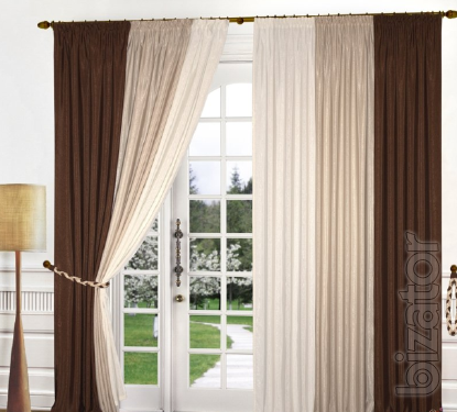 To purchase a set of curtains