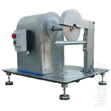 Machine manual cutting of poultry carcasses