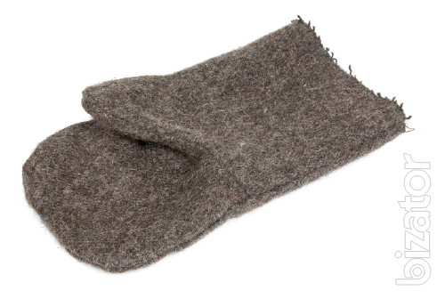 Cloth mittens