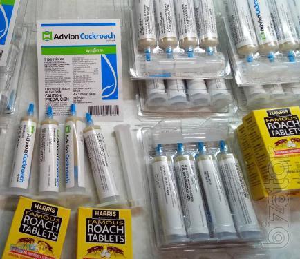 Roach Gel Dupont Advion. DuPont gel. 100% original. USA.