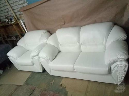 Sofas, armchairs for office, cafes, restaurants, etc.
