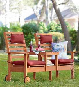 Garden furniture to order in Kharkiv and region