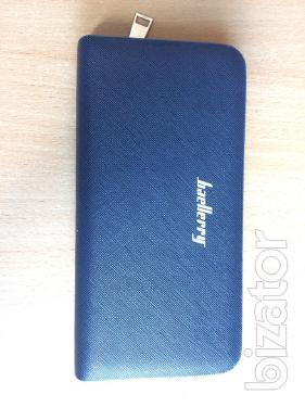 Wallet-clutch Baellerry (wallet for men)