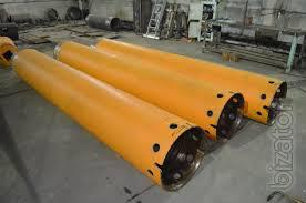 The casing f 1500 mm bored piles machines BAUER