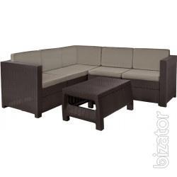 Furniture set for garden Provence