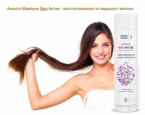 Amrita revitalizing Shampoo Bio-Aktiv 250 ml.
