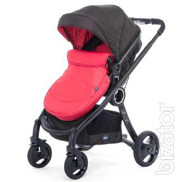Action on baby strollers Chicco to - 45% to 10.06.2018