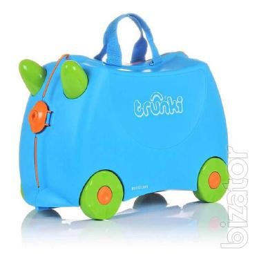 The original bag for Hiking and travel bags Baby Dinosaur Rex, Trunki