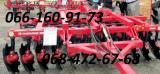 Trailed disc harrow Pallada 3200 Elvorti