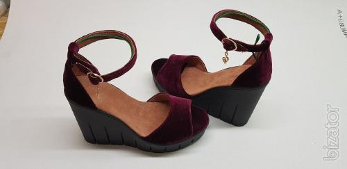 Shoes from the manufacturer(с830)
