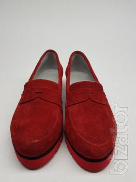 Shoes from the manufacturer loafers(0508эва)