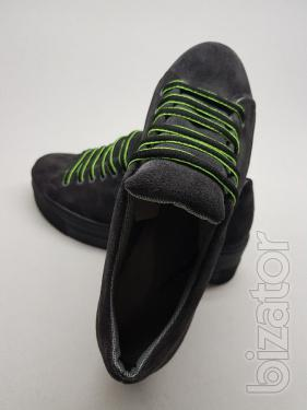 Shoes from the manufacturer sneakers wedgies(239тсз)