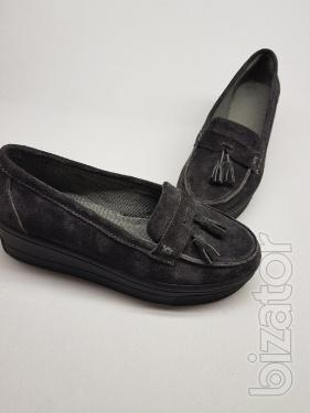 Shoes from the manufacturer moccasin(239т12)