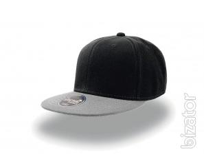 Cap with straight visor Atlantis Snap Back