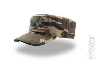 Cap camouflage military Atlantis Tank
