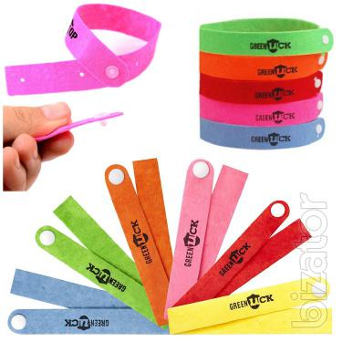 A bracelet from mosquitoes mosquitoes midges kit 15 PCs
