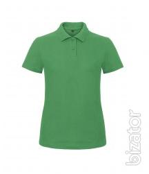 T-shirt womens B&C Polo shirt women's