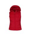 Vest B&C Zen womens hooded