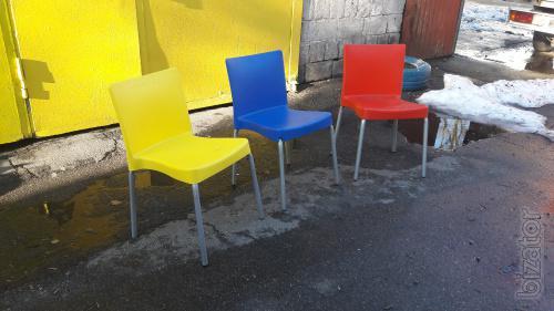 BU plastic dining room chair JY