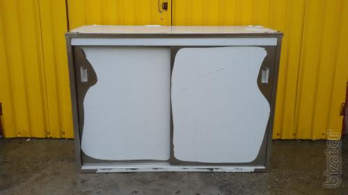 Sell wardrobe made of stainless steel