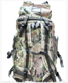 Backpack camouflage Cartoons 85 l