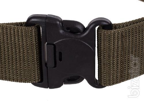 Tactical belt, khaki