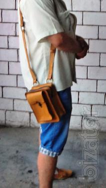 Unisex urban bag - pouch