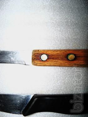 Kitchen knives, stainless steel USSR