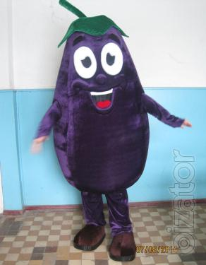 Mascot Eggplant