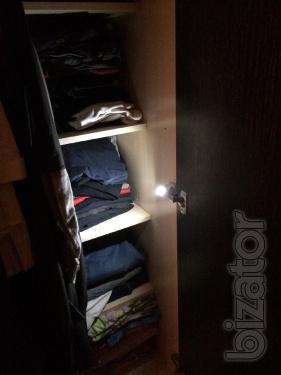 LED backlight Cabinet, cabinets, Cabinet kitchen