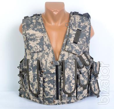 Tactical vest Cartoons, easy