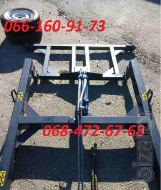 Tow hitch Agde 2.5, And 2.1 Disc harrow!